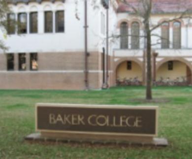 Rice University Baker College Dorm