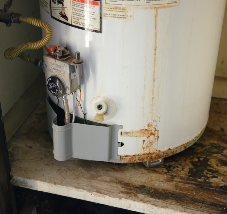 houston water heater replacement