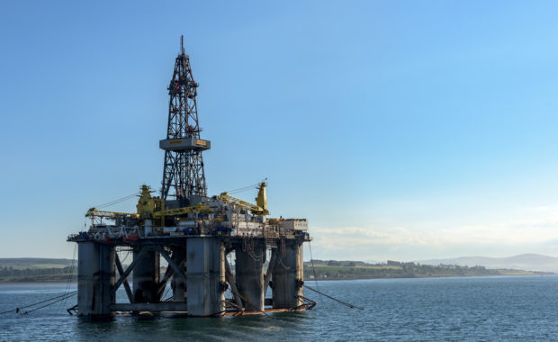 Offshore Rig Plumbing Repairs