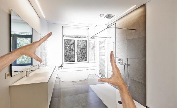 Bathroom Remodel - TDT Plumbing