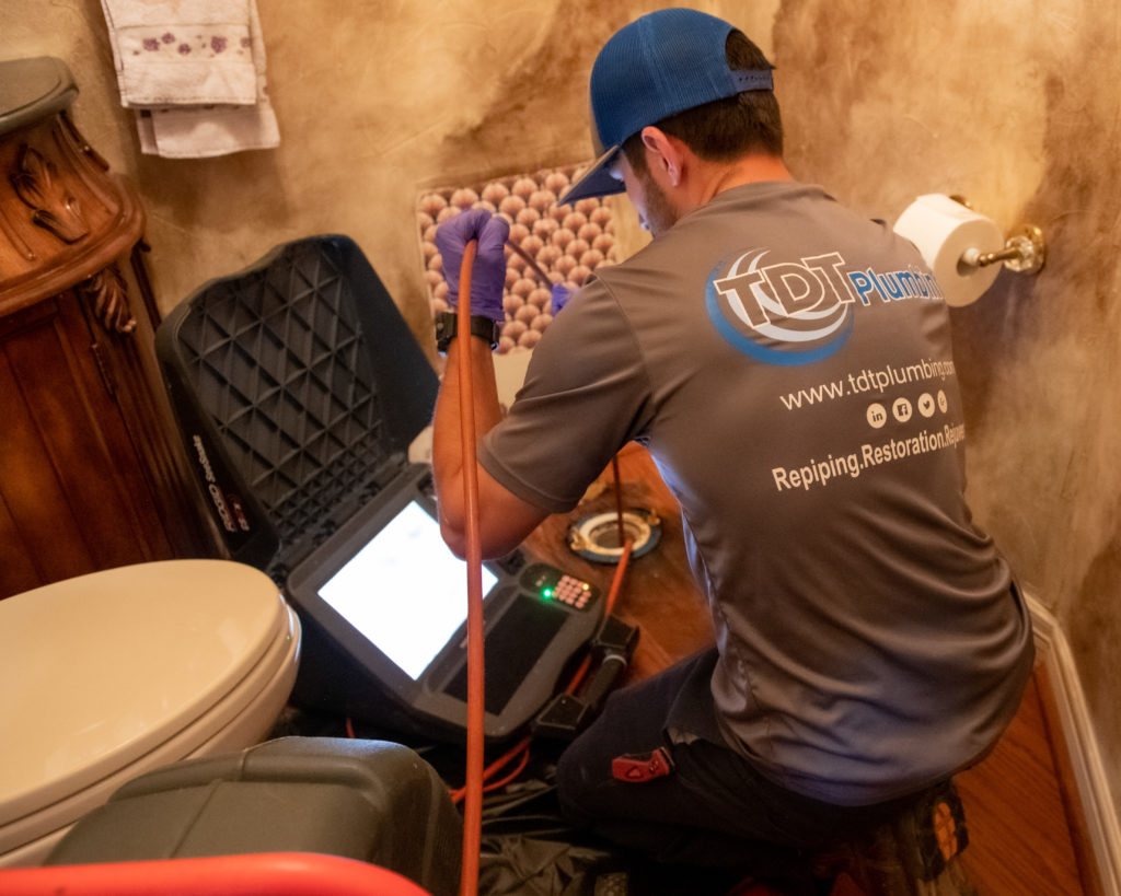 Houston Plumbing Leak Detection